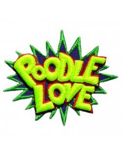 Poodle LOVE 3D