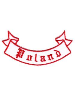 Polska na szarfie