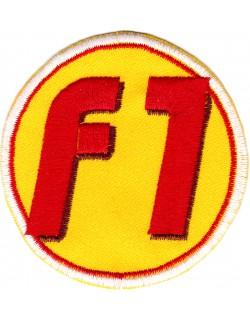 F1 CZERWONA