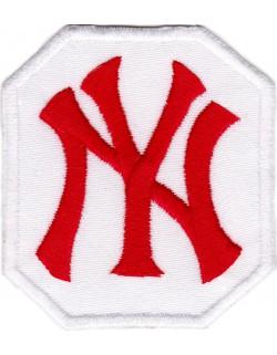 NY Yankees - biało-czerwona