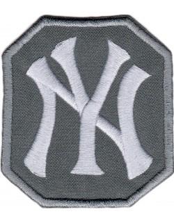 NY Yankees - grafitowo- szara