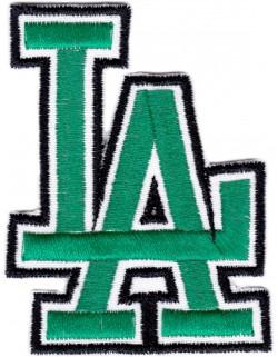LA - zielony
